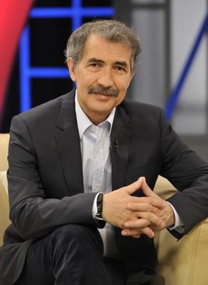 Nagy György szerkesztő-műsorvezető - Fotó: Zih Zsolt