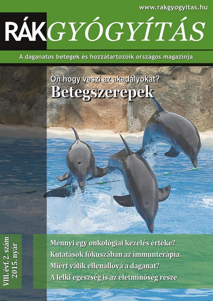 Rákgyógyítás Magazin 2015. nyár