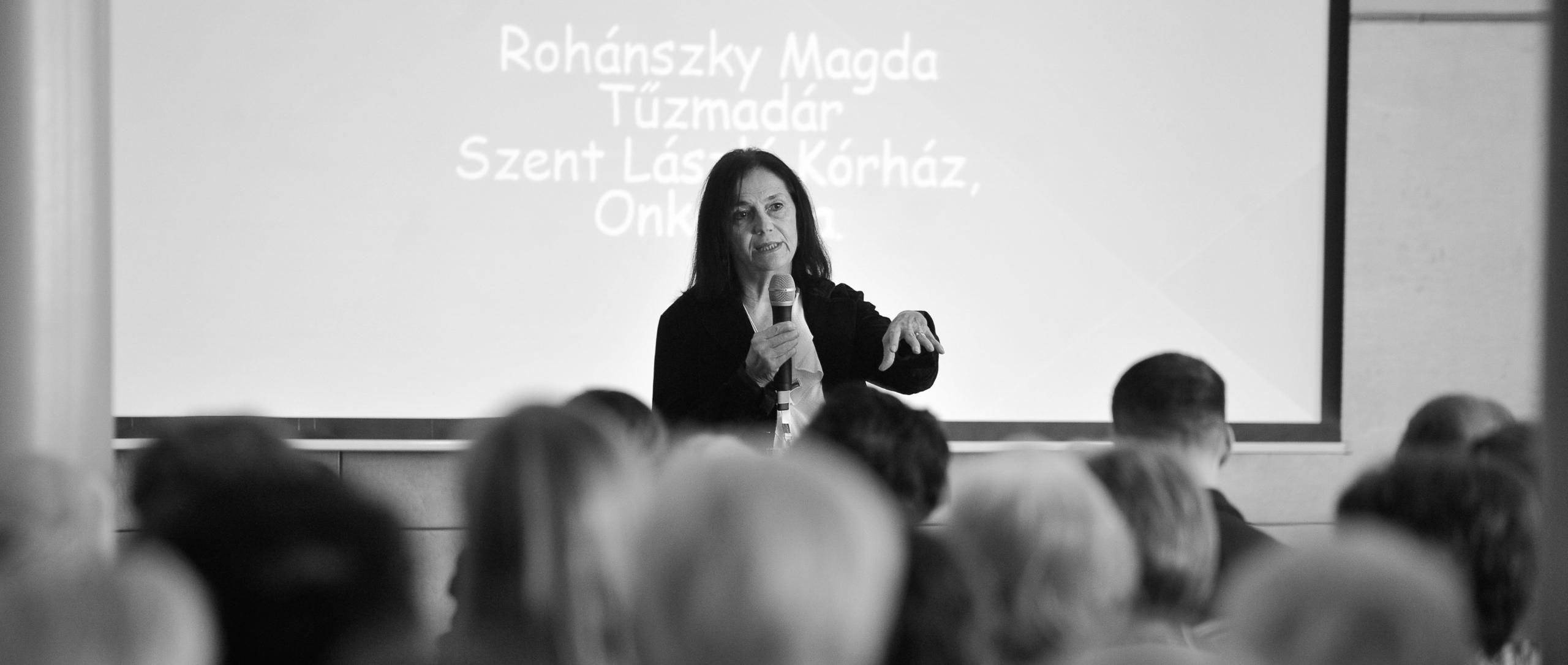 Rohánszky Magda