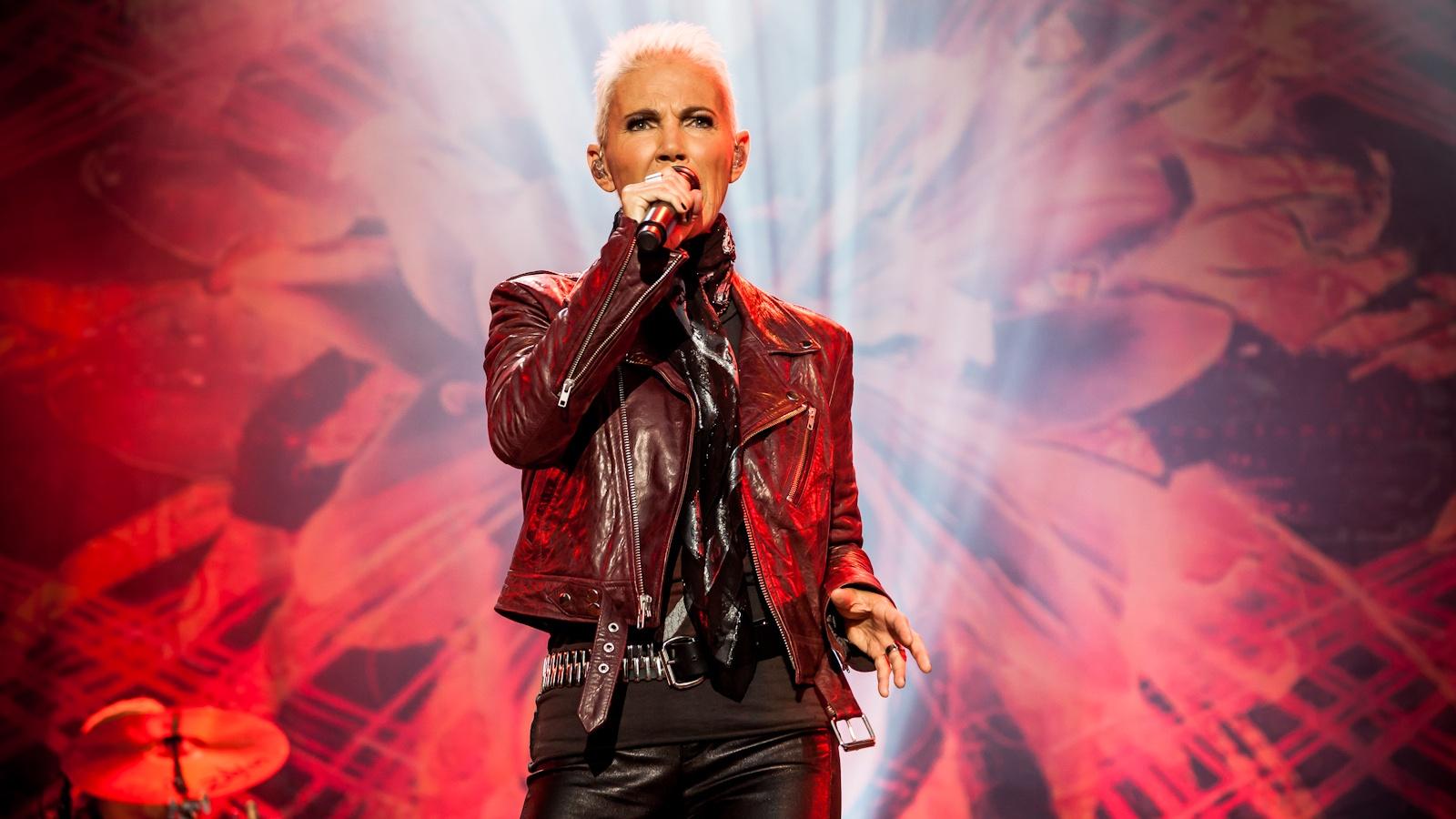 Marie Fredriksson of Roxette live - Fotó: Wikimedia.org