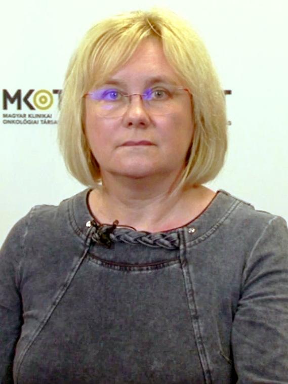 dr. Szentmártoni Gyöngyvér